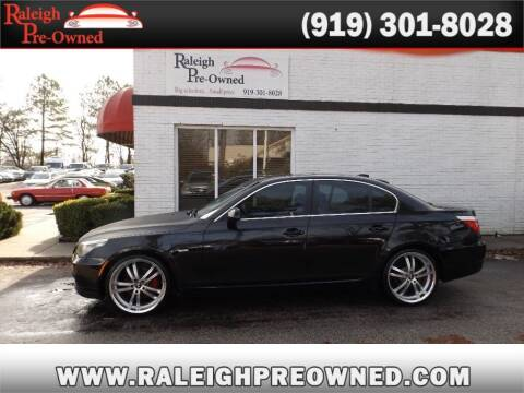 2008 BMW 5 Series for sale at Raleigh Pre-Owned in Raleigh NC