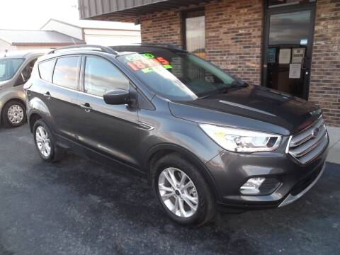 2019 Ford Escape for sale at Dietsch Sales & Svc Inc in Edgerton OH