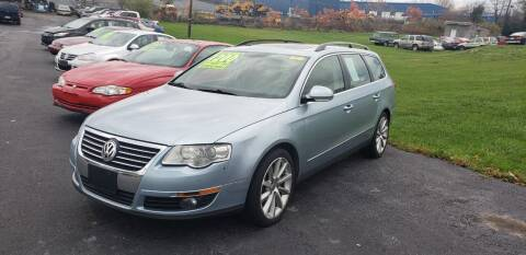 2008 Volkswagen Passat for sale at Credit Connection Auto Sales Inc. CARLISLE in Carlisle PA