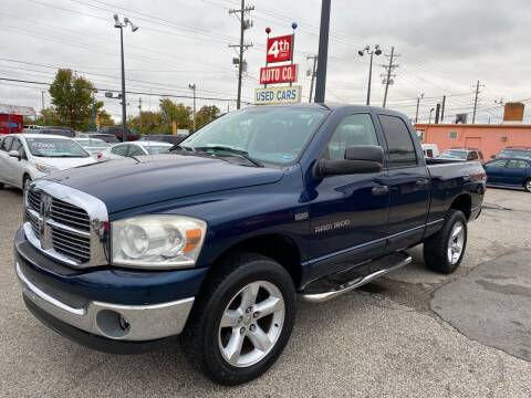 2007 Dodge Ram Pickup 1500 for sale at 4th Street Auto in Louisville KY