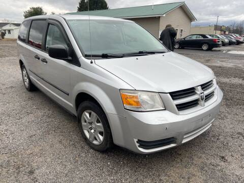 2008 Dodge Grand Caravan for sale at US5 Auto Sales in Shippensburg PA