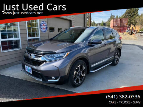 2018 Honda CR-V for sale at Just Used Cars in Bend OR