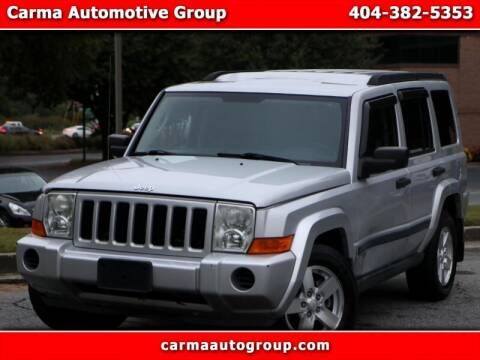 2006 Jeep Commander for sale at Carma Auto Group in Duluth GA