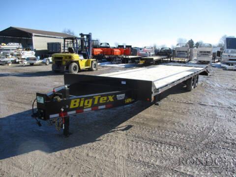 2021 Big Tex Equipment Deckover 14PH-25BK+5