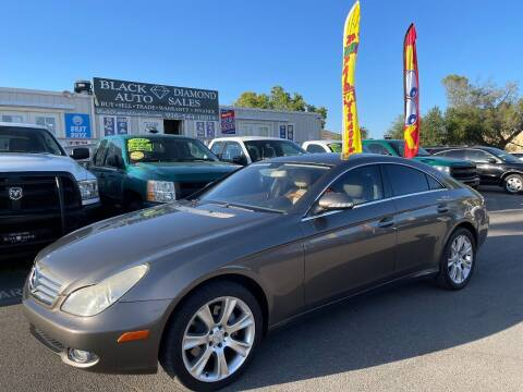 2006 Mercedes-Benz CLS for sale at Black Diamond Auto Sales Inc. in Rancho Cordova CA