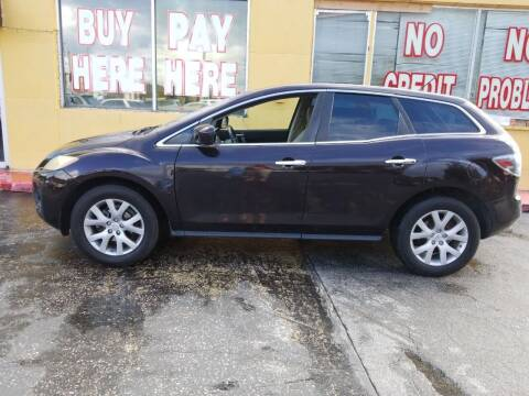 2007 Mazda CX-7 for sale at BSS AUTO SALES INC in Eustis FL