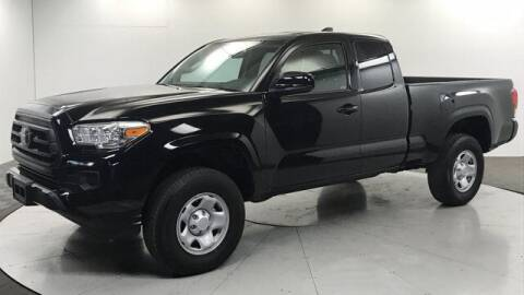 2021 Toyota Tacoma for sale at Stephen Wade Pre-Owned Supercenter in Saint George UT