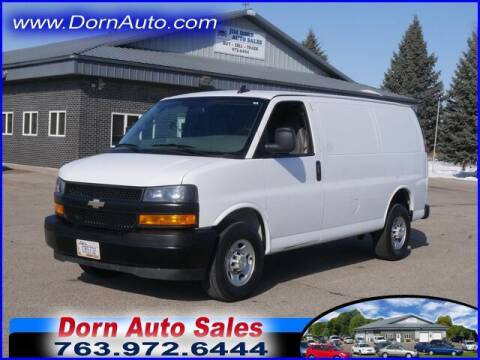 2019 Chevrolet Express Cargo for sale at Jim Dorn Auto Sales in Delano MN