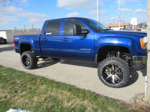 2013 GMC Sierra 1500 for sale at Perfection Auto Detailing & Wheels in Bloomington IL