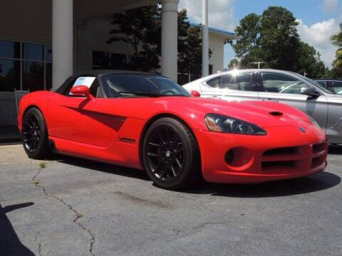 2004 Dodge Viper for sale at Auto Finance of Raleigh in Raleigh NC