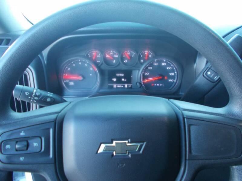 2020 Chevrolet Silverado 1500 Custom Trail Boss - Pratt KS