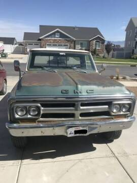 1970 GMC C/K 2500 Series for sale at Classic Car Deals in Cadillac MI