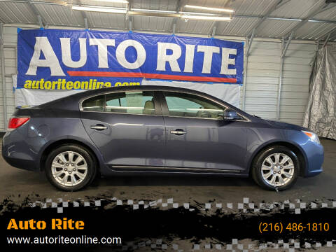 2013 Buick LaCrosse for sale at Auto Rite in Cleveland OH