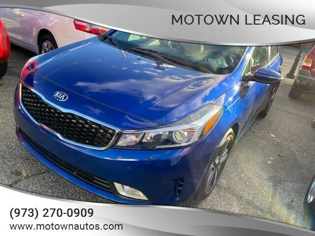 2017 Kia Forte for sale at Motown Leasing in Morristown NJ