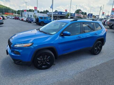 2018 Jeep Cherokee for sale at WALLACE IMPORTS OF JOHNSON CITY in Johnson City TN