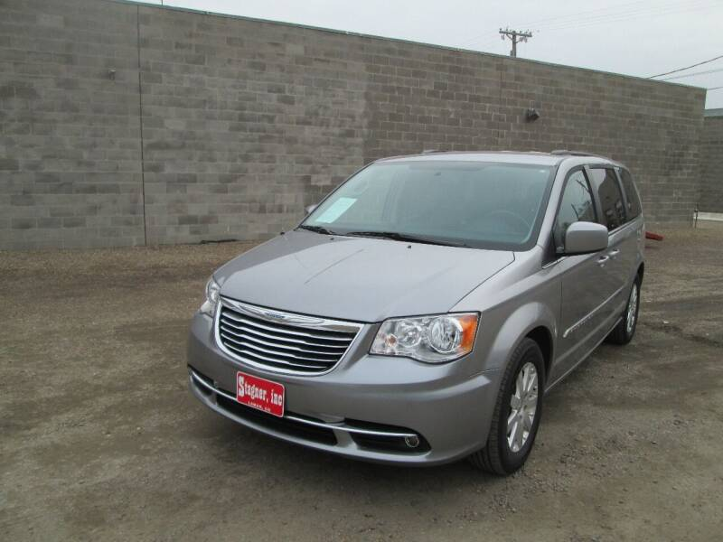 2016 Chrysler Town and Country for sale at Stagner INC in Lamar CO
