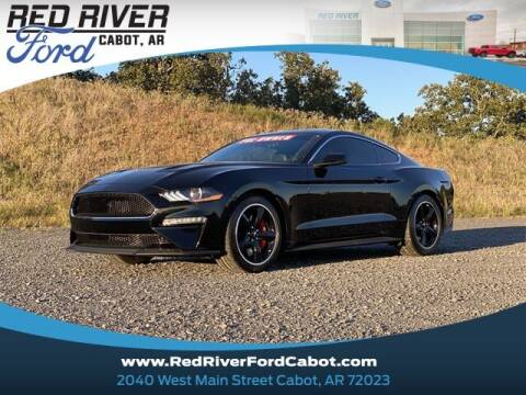 2019 Ford Mustang for sale at RED RIVER DODGE - Red River of Cabot in Cabot, AR