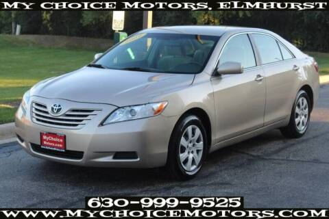 2009 Toyota Camry for sale at My Choice Motors Elmhurst in Elmhurst IL