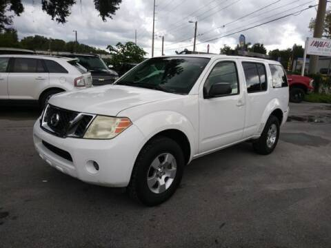 2008 Nissan Pathfinder for sale at QLD AUTO INC in Tampa FL