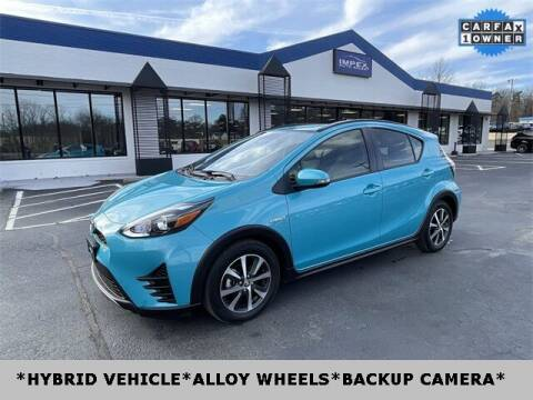 2018 Toyota Prius c for sale at Impex Auto Sales in Greensboro NC