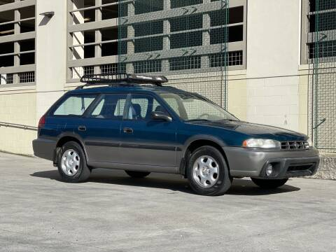 1996 Subaru Legacy for sale at LANCASTER AUTO GROUP in Portland OR