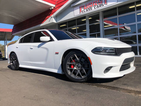 2017 Dodge Charger for sale at Furrst Class Cars LLC in Charlotte NC