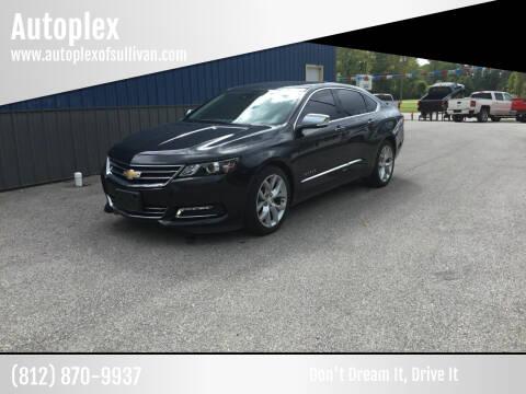 2015 Chevrolet Impala for sale at Autoplex in Sullivan IN