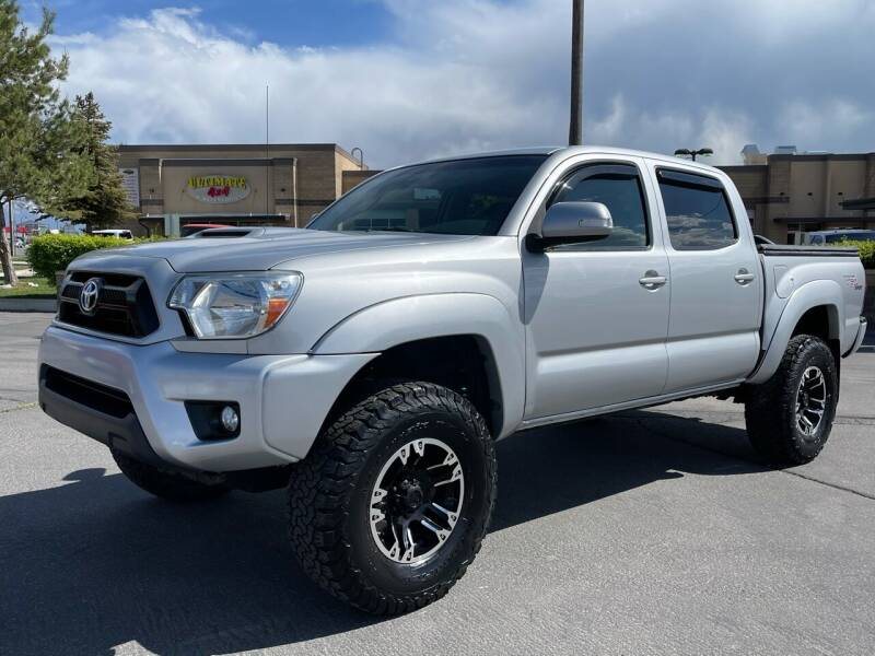 2013 Toyota Tacoma for sale at Ultimate Auto Sales Of Orem in Orem UT