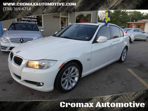 2011 BMW 3 Series for sale at Cromax Automotive in Ann Arbor MI
