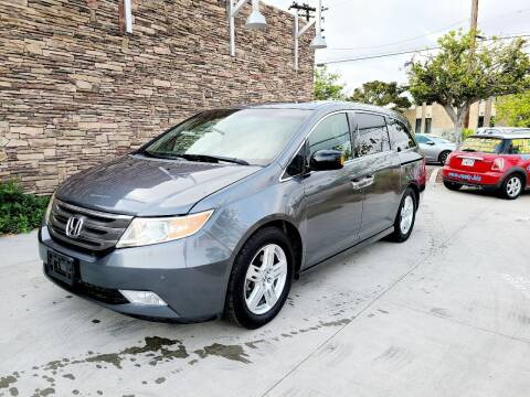 2012 Honda Odyssey for sale at Masi Auto Sales in San Diego CA