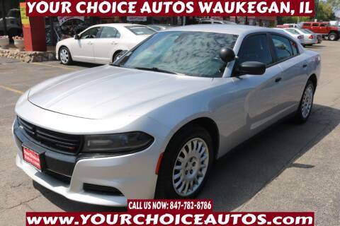 2017 Dodge Charger for sale at Your Choice Autos - Waukegan in Waukegan IL