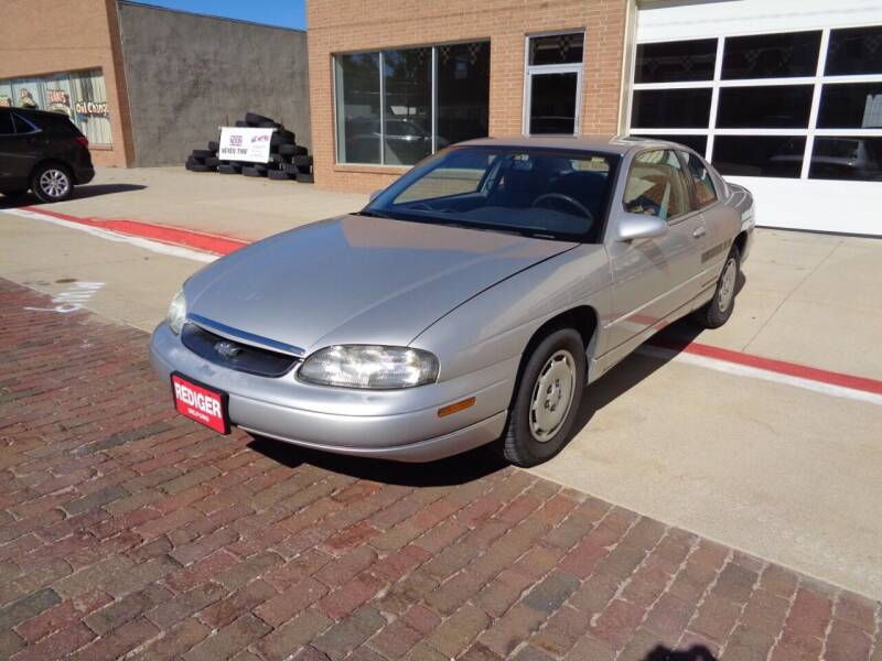 used 1995 chevrolet monte carlo for sale carsforsale com used 1995 chevrolet monte carlo for