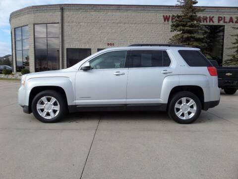 2013 GMC Terrain for sale at Elite Motors in Fargo ND