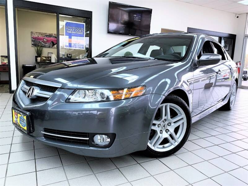 2008 Acura TL for sale at SAINT CHARLES MOTORCARS in Saint Charles IL