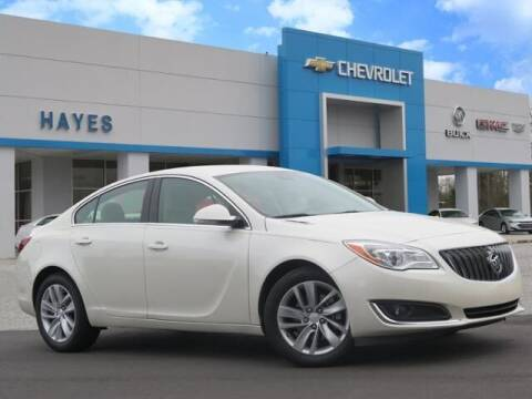 2015 Buick Regal for sale at HAYES CHEVROLET Buick GMC Cadillac Inc in Alto GA