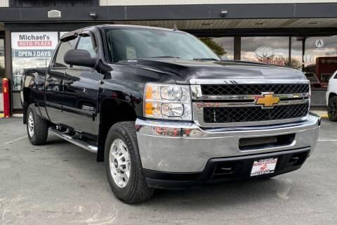 2014 Chevrolet Silverado 2500HD for sale at Michaels Auto Plaza in East Greenbush NY