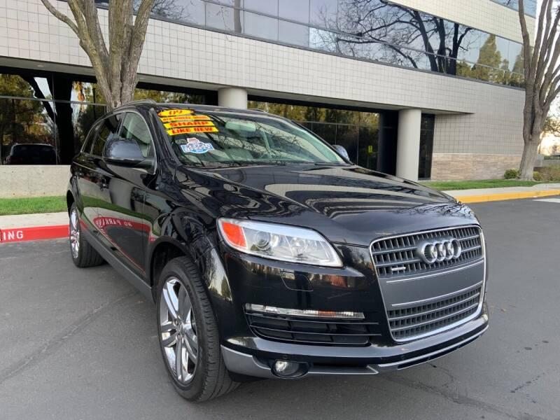 2009 Audi Q7 for sale at Right Cars Auto Sales in Sacramento CA