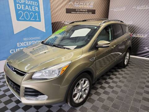 2013 Ford Escape for sale at X Drive Auto Sales Inc. in Dearborn Heights MI