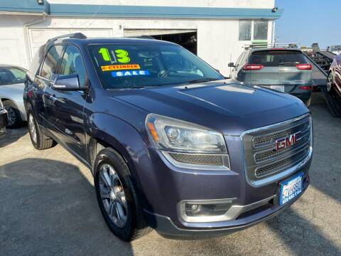 2013 GMC Acadia for sale at CAR GENERATION CENTER, INC. in Los Angeles CA