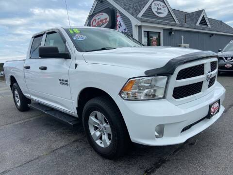 2018 RAM Ram Pickup 1500 for sale at Cape Cod Carz in Hyannis MA
