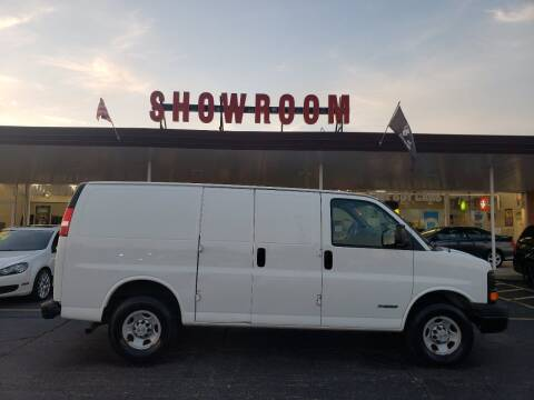 2006 Chevrolet Express Cargo for sale at Premium Motors in Villa Park IL
