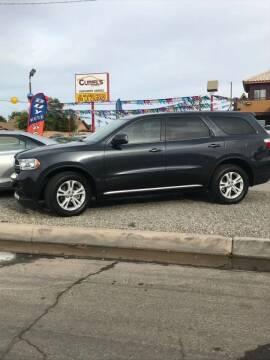 2013 Dodge Durango for sale at CURIEL'S AUTO SALES LLC in Yuma AZ