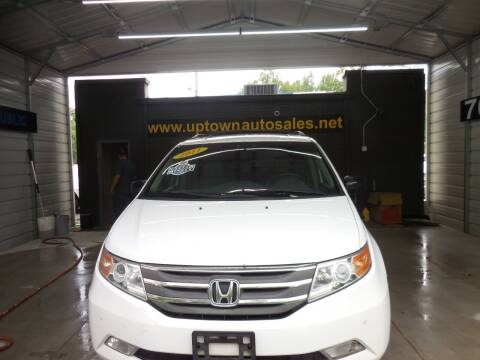 2011 Honda Odyssey for sale at Uptown Auto Sales in Charlotte NC