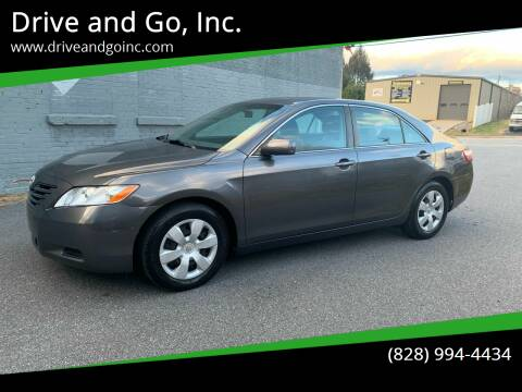 2009 Toyota Camry for sale at Drive and Go, Inc. in Hickory NC