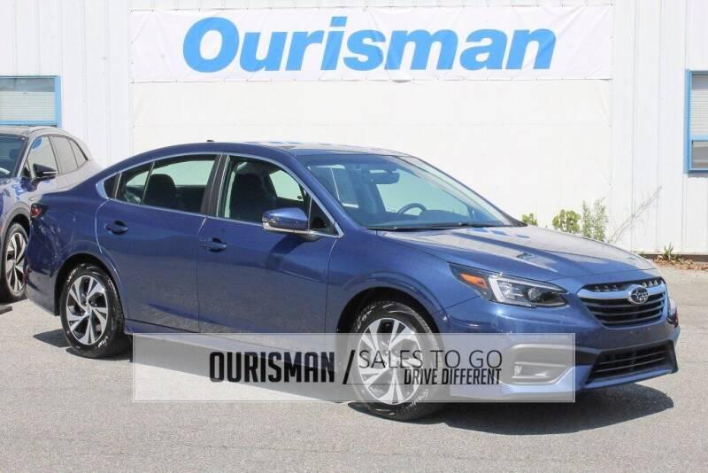 2021 Subaru Legacy for sale in Waldorf, MD