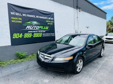 2006 Acura TL for sale at AUTO PLUG in Jacksonville FL