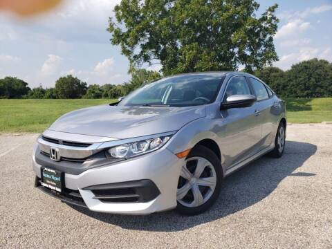 2017 Honda Civic for sale at Laguna Niguel in Rosenberg TX