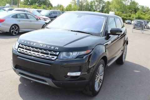 2012 Land Rover Range Rover Evoque for sale at Road Runner Auto Sales WAYNE in Wayne MI