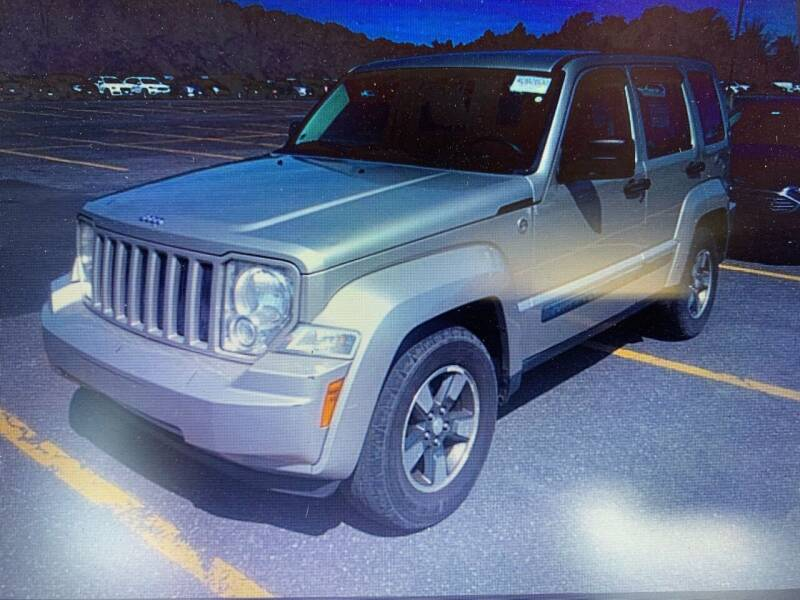 2008 Jeep Liberty for sale at Deleon Mich Auto Sales in Yonkers NY
