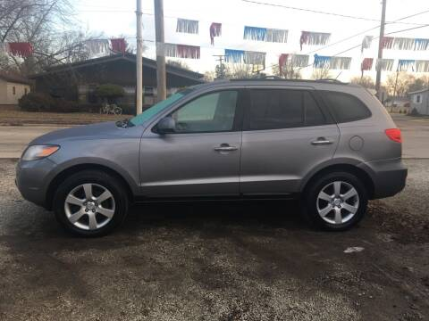 2007 Hyundai Santa Fe for sale at Antique Motors in Plymouth IN